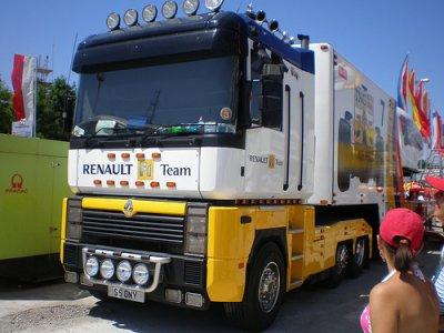 Renault Magnum f1 Team Renault Magnum f1 Team