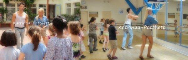 La Danse en Couple au programme de l'Ecole .