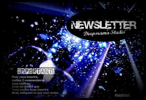 Espace Newsletter