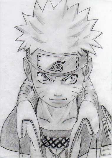 Apprendre a dessiner naruto - Mangas dessin ...