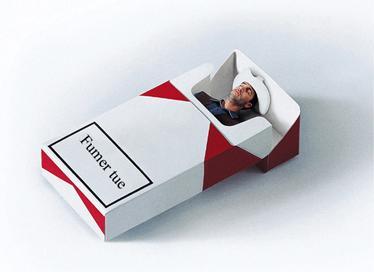 Comme se délivrera de la dépendance psychologique du fumer