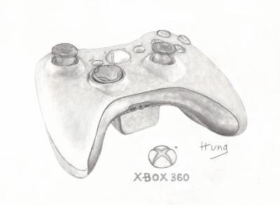 Comment Dessiner Une Xbox 360