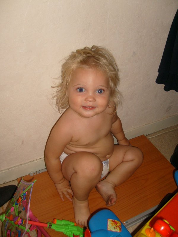 Ma fille photos nues