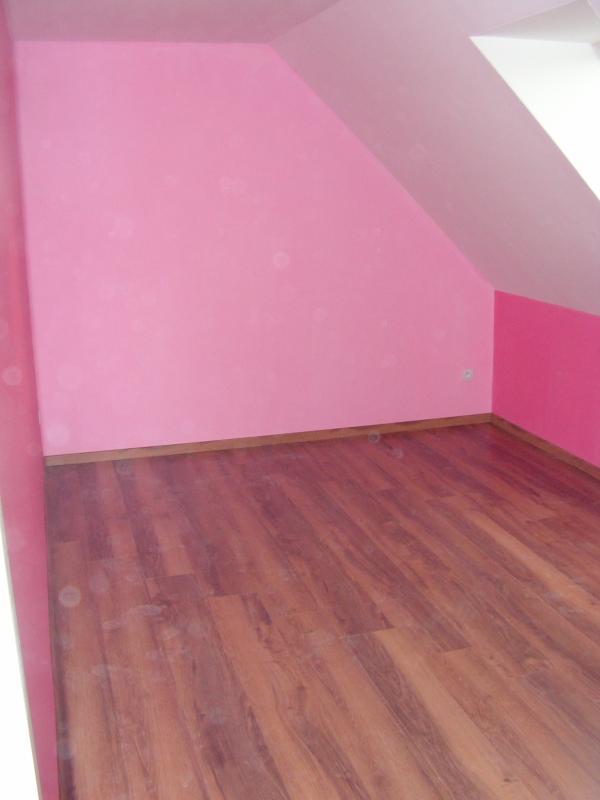 Chambre de la l ane notre fille la construction de wanda et ludo par maisonneuve for Couleurs de peinture pour chambre roubaix