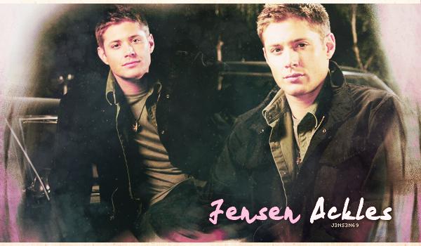 __Jensen Ackles __ __ ____ ______________ __Biographie _________________ __ ________Cr��a / Cr��a / Avatar