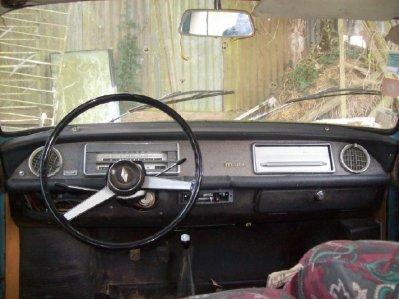 Les renault 8 major de 1964 de k vin bienvenue sur for Renault 8 interieur