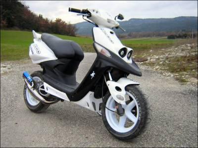 mbk rocket totally bcd 100 moto. Black Bedroom Furniture Sets. Home Design Ideas
