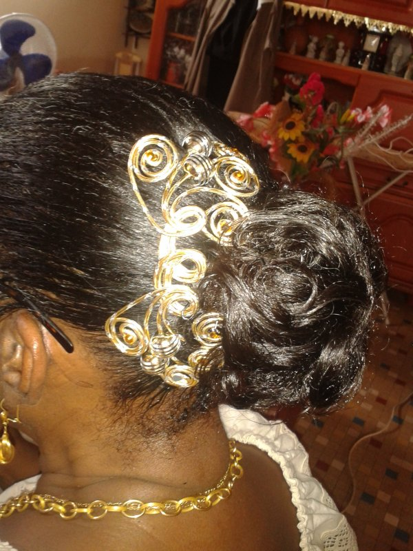 pince a cheveux