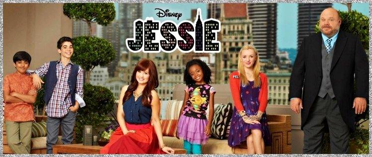 Jessie saison 2 en français