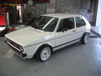 Golf Mk1 Blog De Vw Germanlook