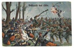 Le centenaire de la Premi�re Guerre mondiale aux Archives d�partementales du Nord : cahier p�dagogique 01 Lille envahi 1914-1918