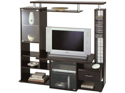 Vend cong lateur cube haier hf 50 et meuble tv conforama pam for Meuble tv conforama occasion