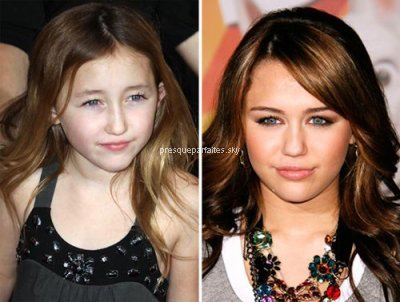 Miley Cyrus : The First Time I Ever Saw Your Face, sa