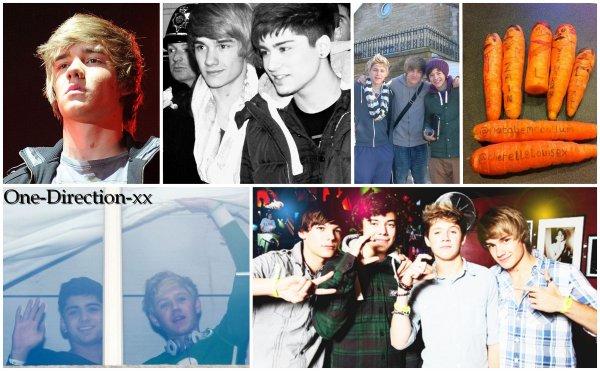 Nouvelles Photos! + le parfum de chaque membre du groupe.