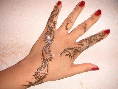 Promotion special pour l 39 a d el kebir blog de henna777 - Dessin henne main facile ...
