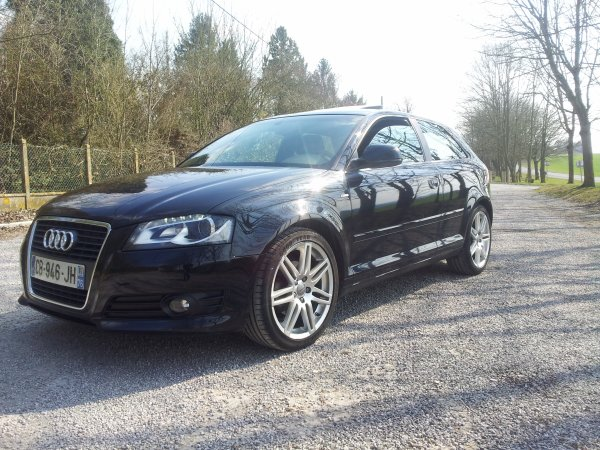 audi a3 ambition luxe pack s line mes passions