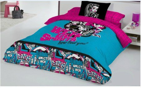 Articles de le mag virtuelle d elo tagg s monster high for Stickers monster high pour chambre