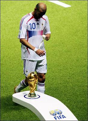 Merci zidane amazigh - Coupe du monde de foot 2006 ...