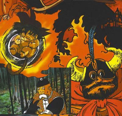 Sangoku sangohan grand p re de sangoku et gyumao - Sangoku sangohan ...