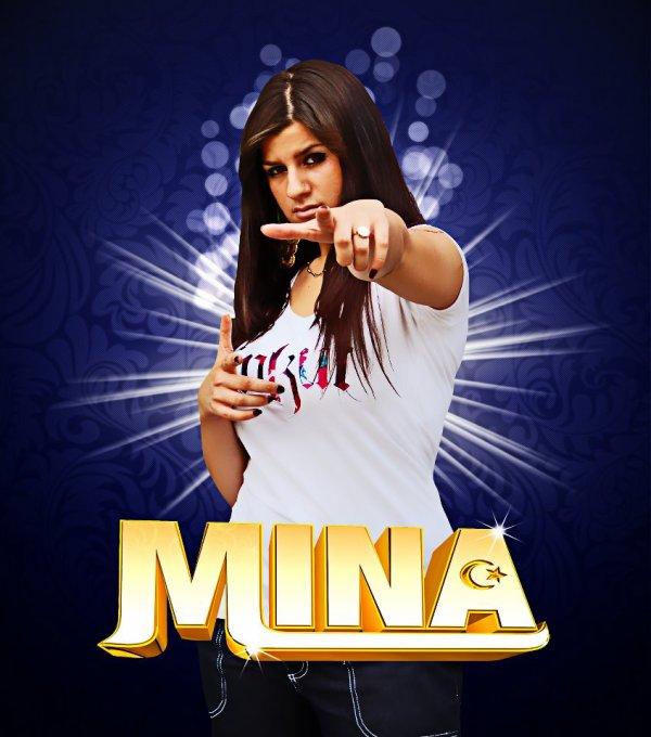 M.I.N.A En Show pour le T�l�thon � Roquemaure (30)