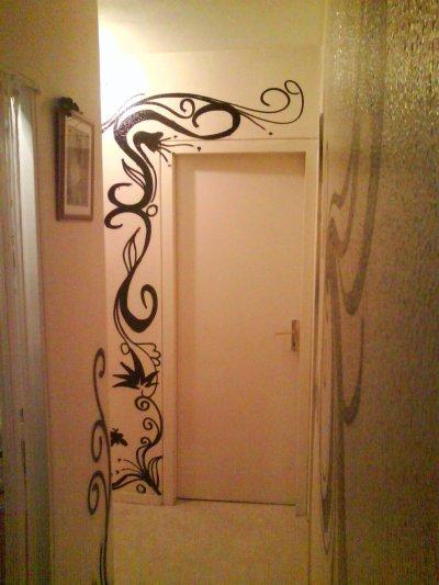 Blog de ak57140 page 5 l k l d co cr ation - Decoration peinture couloir ...