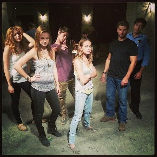 mackenzie lintz and colin ford - photo #21
