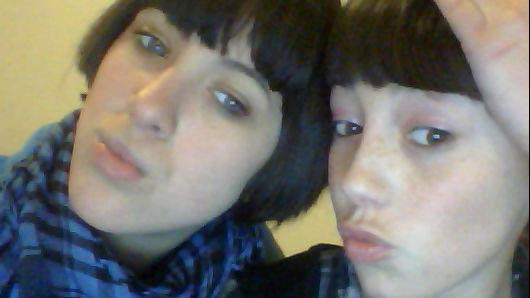 moi et ma petite soeur adoptif
