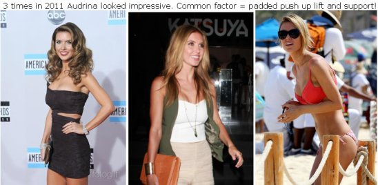 Audrina Patridge Starts 2012 Off with a Bang, Revenge and More Changes!
