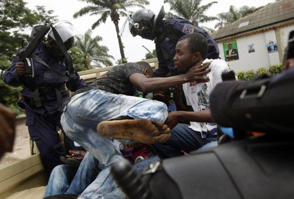 RDC: Arrestation du directeur de �Congo News� et interdiction de publication de 61 journaux