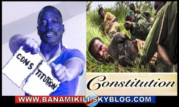 R�vision constitutionnelle: une ONG d�nonce la collecte obligatoire et avec menaces des signatures � Bukama