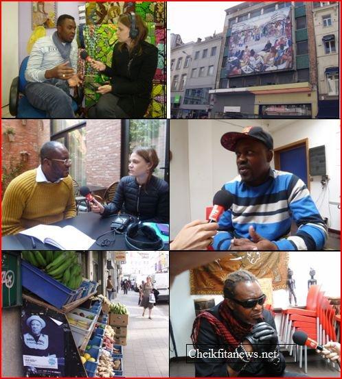 RFI donne la parole aux Musiciens et Congolais de Bruxelles concernant le Boycott et la faillite de la musique Congolais