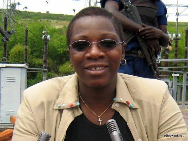 RDC : Bernadette Tokwaulu membre de la Majorit� interpell�e pour son opposition � la r�vision constitutionnelle