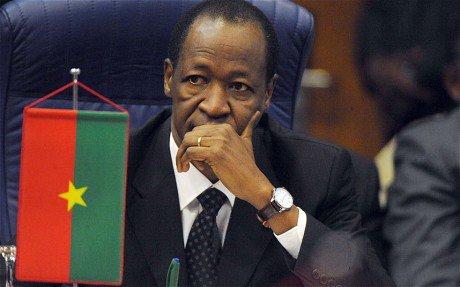 Burkina Faso: l'arm�e prend le pouvoir, couvre-feu national d�cr�t� (� qui le tour?)