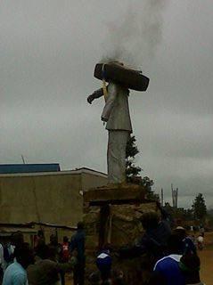 Massacres de B�ni: Enfin la population comprend que c'est Kabila qui coordonne et finance les ADF-M23