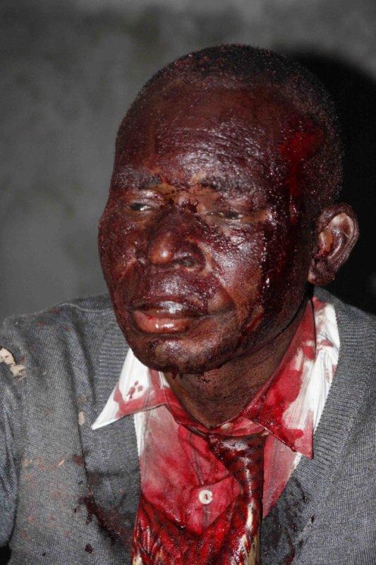 Gr�ve des magistrats en RDC: un manifestant bless� par balle