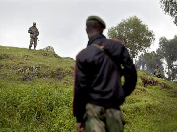 RDC-Rwanda: les experts annoncent la fin des travaux d'implantation des bornes � la fronti�re
