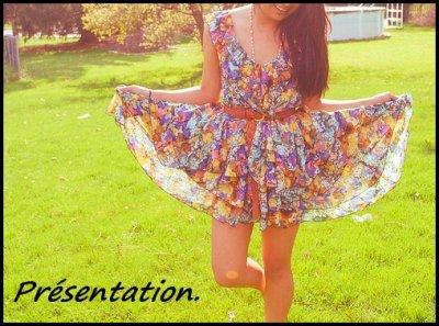 Pr�sentation  ♥