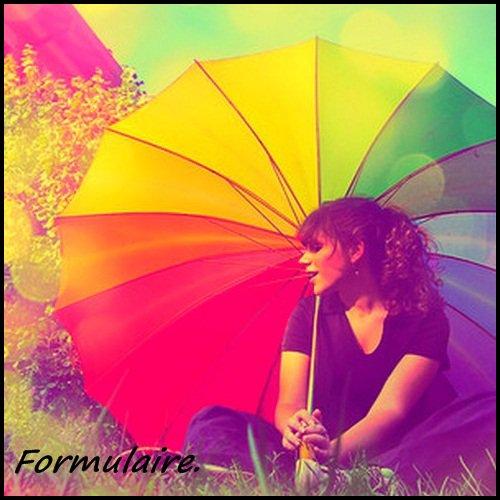 Formulaire ♥