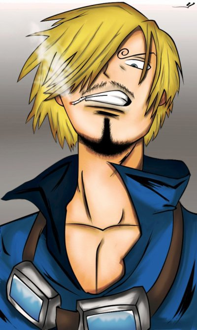 Sanji 2 ans plus tard one piece - Nami 2 ans plus tard ...