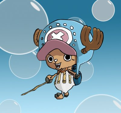 Tony tony chopper 2 ans plus tard one piece - Nami 2 ans plus tard ...