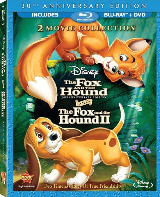 Critique: Édition 2 Movie Collection de Rox et Rouky