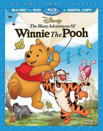 Critique: Édition blu-ray de Les aventures de Winnie l'ourson