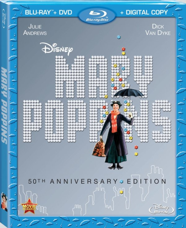Critique: Édition blu-ray de Mary Poppins