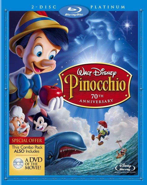 Critique: Édition Platine de Pinocchio