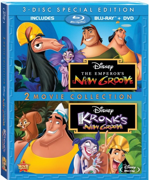 Critique: Édition 2 Movie Collection de Kuzco