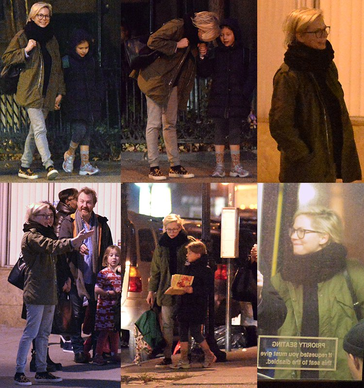 PHOTOS PAPARAZZIS : 15 & 23 NOVEMBRE 2013
