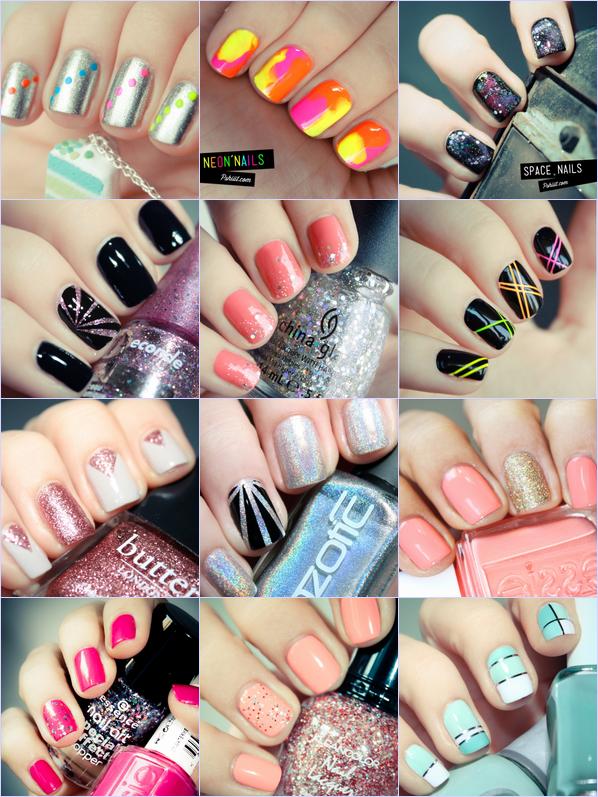 Nos ongles aussi ont besoin d'�tre � la pointe de la mode !
