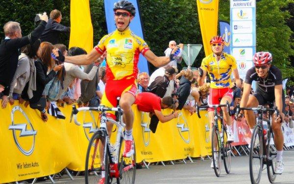 Championnat de France Espoirs le 24 ao�t 2014.