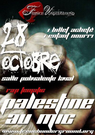 SIXIEME SENS EN CONCERT LE 28 OCTOBRE 2010