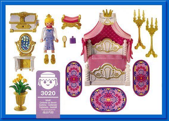 chambre princesse playmobil ides chambre princesse playmobil - Playmobil Chambres Princesses